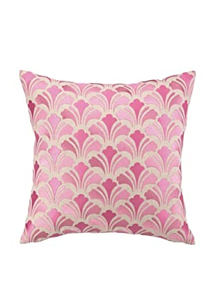 Brejer Acadia Embellished Down Pillow, Pink, 18