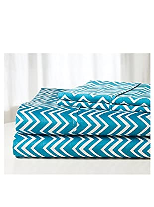 Palace Linens Palace Chevron Sheet Set