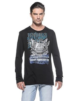 Love Moschino Camiseta Taylor (Negro)
