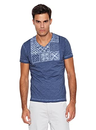 Pepe Jeans London Camiseta Khatri (Azul)
