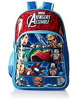 Avengers Blue Children's Backpack (MBE-WDP0393)