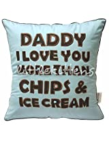 Littlekittens - Daddy I Love You! (with polyfil filler) - A perfect Father's Day gift!