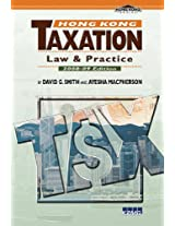 Hong Kong Taxation 2008-09: Law and Practice