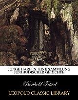 Junge Harfen: eine Sammlung jungjüdischer Gedichte