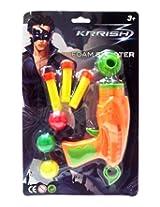 Krrish 3 Foam Shooter - Orange