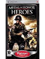 Medal of Honour Heroes (Platinum) (PSP) [UK IMPORT]