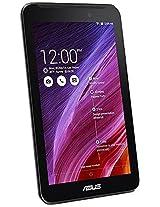 Asus Fonepad 7 FE170CG Tablet (8GB, WiFi, 3G, Voice Calling, Dual SIM), Black