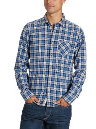 Cottonfield Hemd (Blau)
