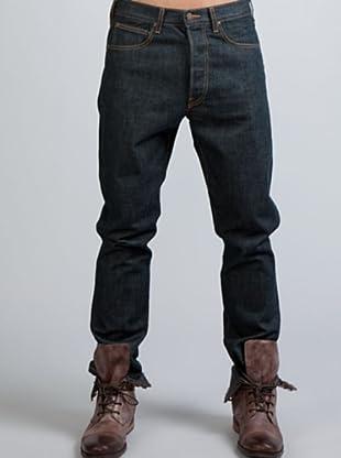 Lee Pantalón Dexter (Azul Noche)