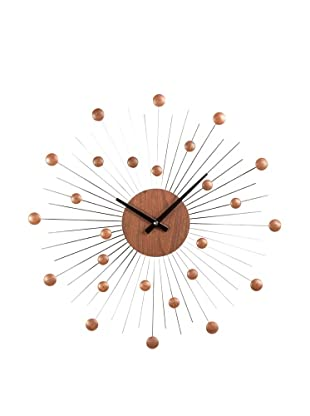 Stilnovo Mid Century-Inspired Star Clock