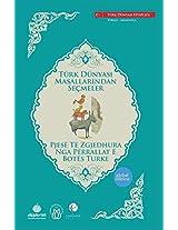 Pjese Te Zgjedhura Nga Perrallat E Botes Turke: Turk Dunyas Masallar Ndan Secmeler (Turk Dunyas Vakf Yay Nlar)