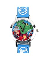 Avengers Kids Analog Watch - Blue