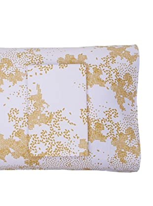 Twinkle Living Pair of Dew Pillowcases (Lavender/French Grey)