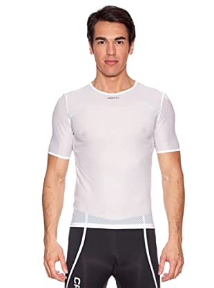 Craft Camiseta Superlight Cool Mesh (Blanco)