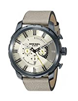 Diesel Stronghold Analog Grey Dial Men's Watch - DZ4354