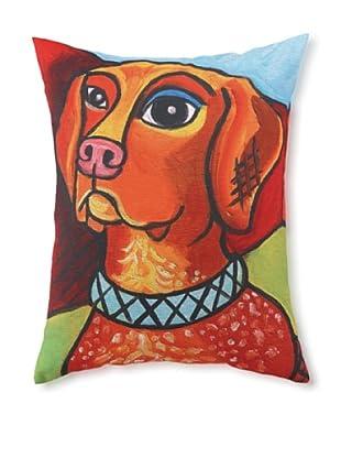 Pawcasso German Short Pointer Pillow
