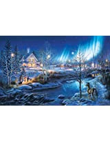 Mysterious, Unexplained, & Too Beautiful For Words Jigsaw Puzzle (1000 Piece)