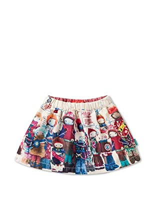 Oilily Girl's 2-6x Ski Skirt