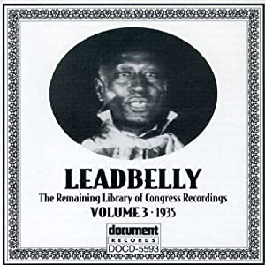 Remaining Library Of Congress Recordings - Vol.3 (1935)