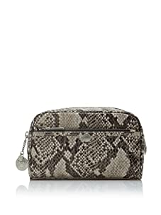 Rebecca Minkoff Women's Jovanna Made-Up Cosmetic Case, Natural
