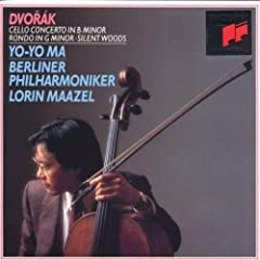 Dvorak Cello Conc   Walkersruh