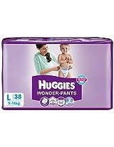 Huggies wonder pants L-38 (9 to 14 kg)