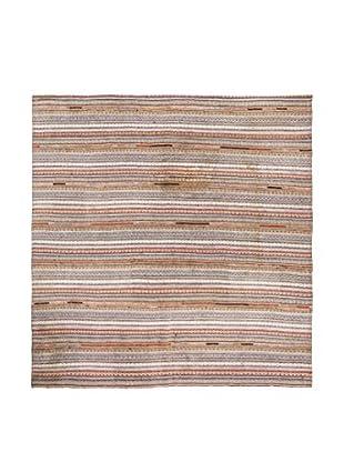 NAVAEI & CO. Teppich mehrfarbig 182 x 175 cm