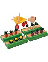 Natural Organic Recycled Rubber Wood Vegetable Garden