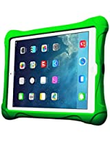 Fintie Ultra Light Weight Shock Proof Kids Friendly iPad Air Kiddie Case Cover, Green (EPC0308AD-US)