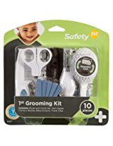 1st Grooming Kit 10 Pieces
