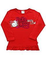 Hello Kitty - Full Sleeves Top