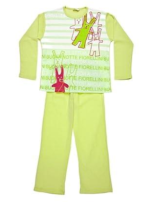 Bkb Pijama Niña (Verde)