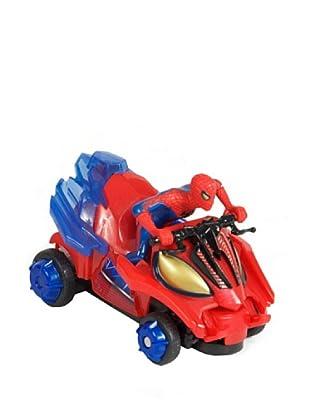 Giro Silverlit Mini Quad Radiocontrol Amazing Spiderman