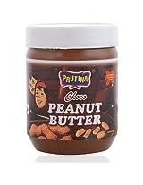 Prutina Peanut Butter (Choco) - 340 gm