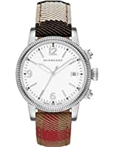 Burberry Classic Check Strap Ladies Watch Bu7824