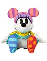 Disney Romero Britto Minnie Mouse Small Plush