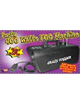 Forum Novelties Crazy Fogger Party 400-watt Fog Machine
