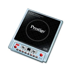 Prestige PIC 1.0 V2 Induction Cooker with Frypan Kadai & DosaPan