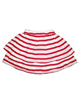 FS Mini Klub Girls' Red Skirt