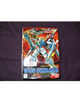 Mobile Suit Gundam Wing: Wing Gundam 0 - 1/144 - Action Figure Model Kit