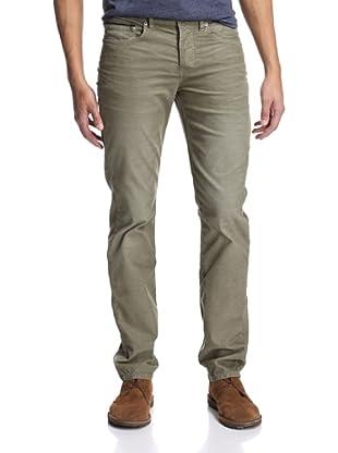 Stitch's Men's Barfly Slim Straight Corduroy Pant (Cypress)