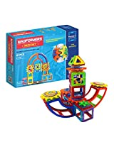 Magnets in Motion Gear Set, Multi Color (61 Pieces)