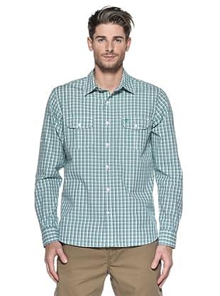 Timberland Camisa Thompson (Verde)