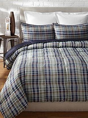 Eddie Bauer Rugged Plaid Comforter Set