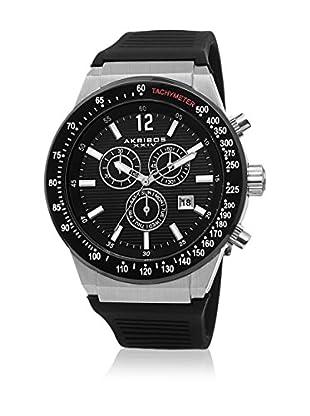 Akribos XXIV Reloj con movimiento cuarzo suizo Man AK680SS 46 mm