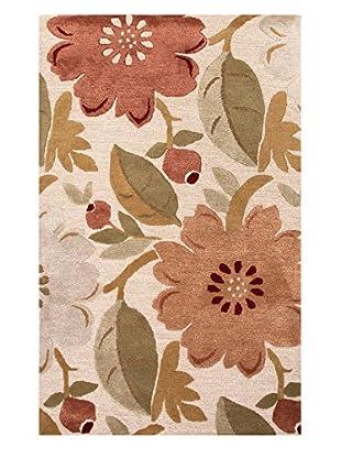 Jaipur Rugs Hand-Tufted Floral Pattern Rug