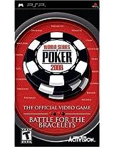 World Series of Poker 2008: Battle for the Bracelets - Sony PSP