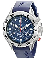 Nautica Men's N14555G NST Chronograph Watch