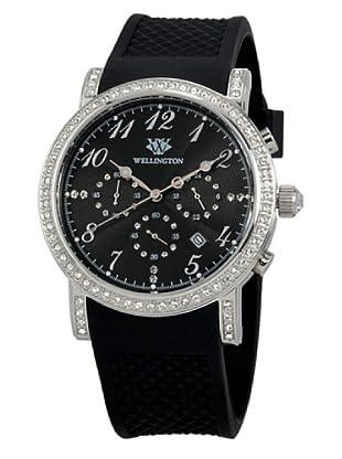 Wellington Damen-Armbanduhr Analog Silikon Fairlie WN504-122