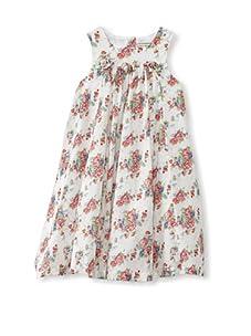 Darcy Brown London Girl's Baroque Dress (Prairie)